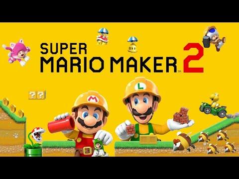 Level aus aller Welt spielen! 🔴 Super Mario Maker 2 // Livestream