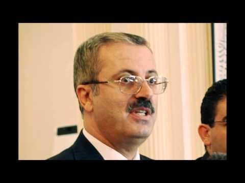 Rami Hamdallah New Palestinian Prime Minister