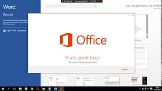 How To Install Microsoft Office 2013 In Windows 10