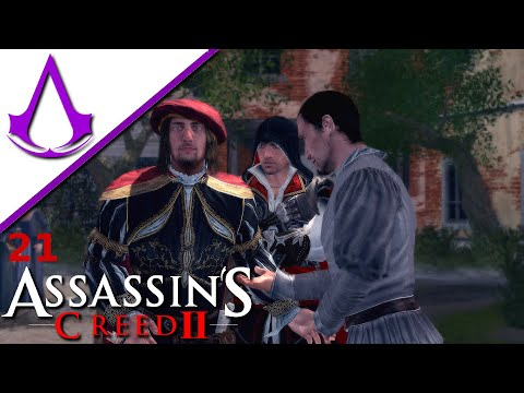 Assassin's Creed 2 - 21 - Ah Venedig! - Let's Play Deutsch