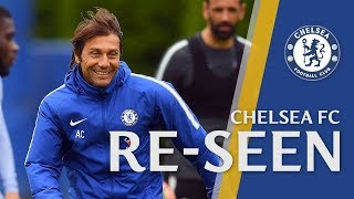 Quality Conte Skill Goal, Lampard Teaching And Funny Batshuayi Hair | Chelsea Re-Seen