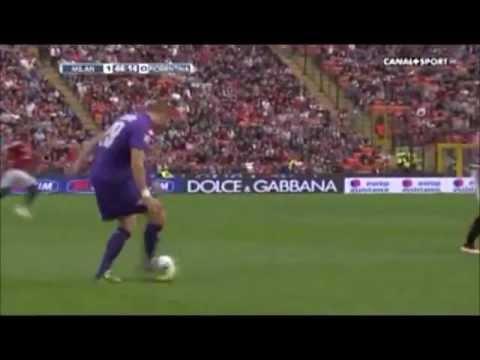 Stevan Jovetic 2011-12 'Fiorentina's Montenegrin Star'