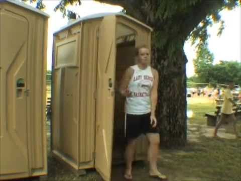 NHBCW Falls Creek 2007 - Porta Pottie Cheer Team