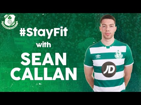 #StayFit20 video 11 - Sean Callan