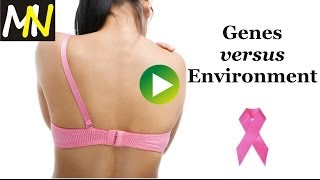 Breast Cancer: Genes versus Environment