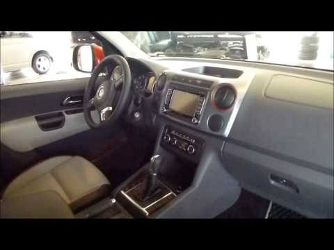 2014 VW Amarok ''Canyon'' DC Exterior & Interior 2.0 Bi-Turbodiesel 180 Hp * see also Playlist