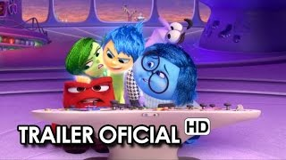 Inside Out Teaser Trailer En Español (2015) - Disney Animación HD