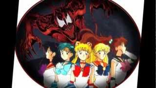 Sailor Moon Red Shadow Official Cast Movie