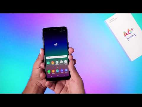 Samsung Galaxy A6+: Unboxing | Hands on | Price [Hindi हिन्दी]