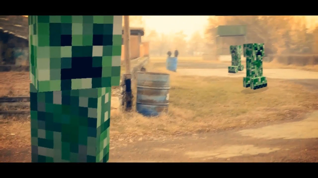 Creeper in real life - photo#27