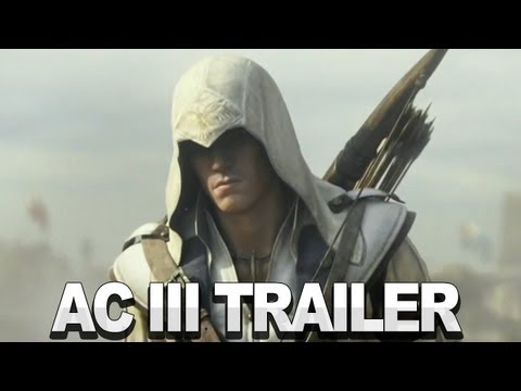 Assassin\'s Creed 3 CG Trailer - Ubisoft E3 2012 Press Conference