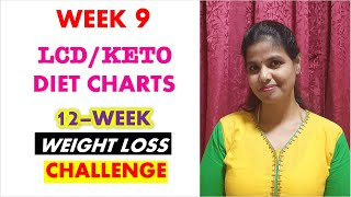 WEEK 9 |12-WEEK WEIGHT LOSS CHALLENGE |WEIGHT LOSS TIPS & DIET PLAN #onestopforliving #weightloss