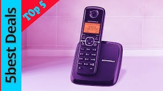 Top 5 Best Cordless Phone Of 2019