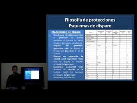 Protecciones de generadores síncronos