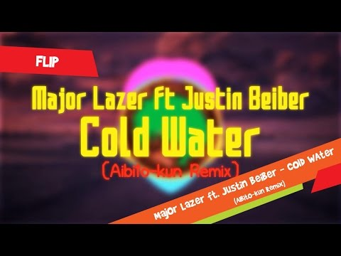 Major Lazer - Cold Water (feat. Justin Bieber & MØ) Instrumental (Aibito-kun Flip)