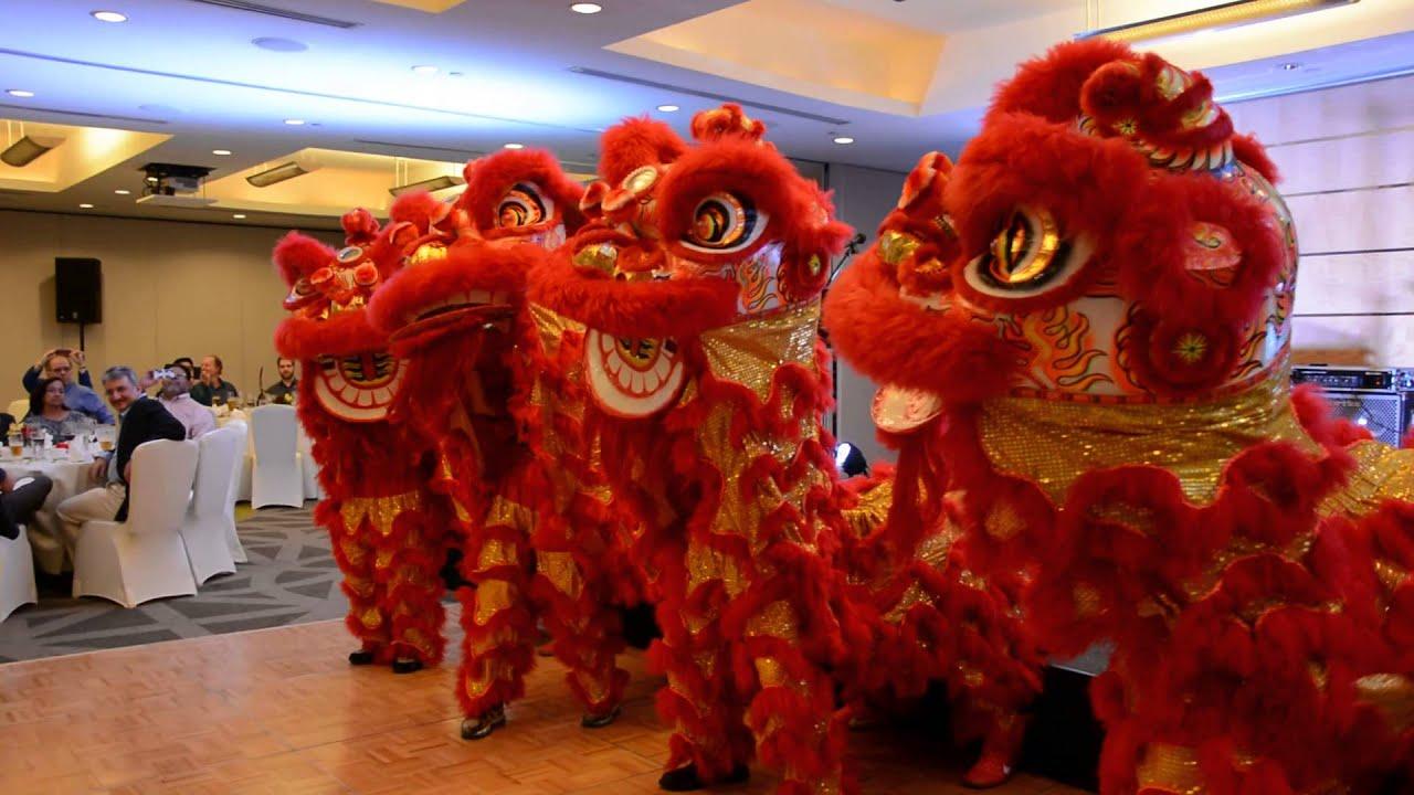 Lion Dancing 2 Taiwan Movie Lion Dance Movie 2014