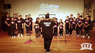 SUPA Choir with Nainz Tupa