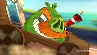 Angry Birds Go: Trailer nowej gry poświęconej wyściom go-kartowym
