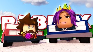 JOEY AND YAMMY TRANSFORM INTO VEHICLES IN ROBLOX!?