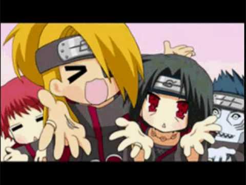 Akatsuki's Boom Boom Pow.wmv video