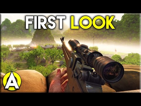 First Look - Rising Storm 2: Vietnam (Multiplayer Gameplay)