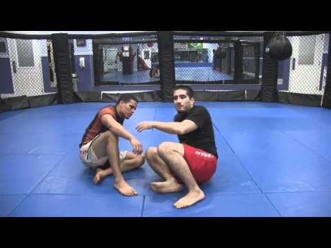 BJJ Half Guard Kneebar and Sweep by Avellan - FFA MMA Technique Image 1