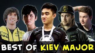 Best moments of Kiev Major qualifiers