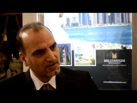 Naeem Darkazally, vice president sales & marketing, Millennium Copthorne