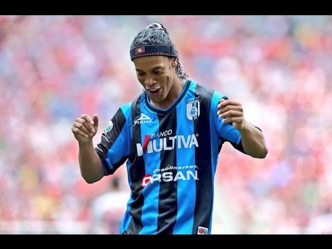 Ronaldinho - Still Got It - 2015 ● Skills, Goals, Dribbles, Assists ● Queretaro Fc video