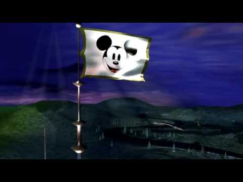 3ds Max Disney Intro In Progress Youtube