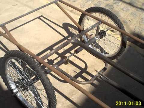Fabricação de Triciclo em Aldeia Camaragibe