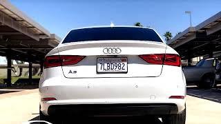 2015 Audi  A3 Sedan - Auto Desert