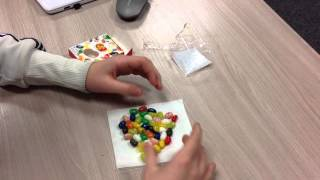 Распаковка конфет Джелли Белли. Jelly Belly Candy Unpacking