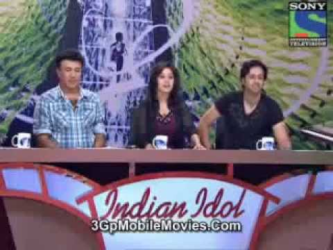 Indian Idol Season 6 Funny Auditions video