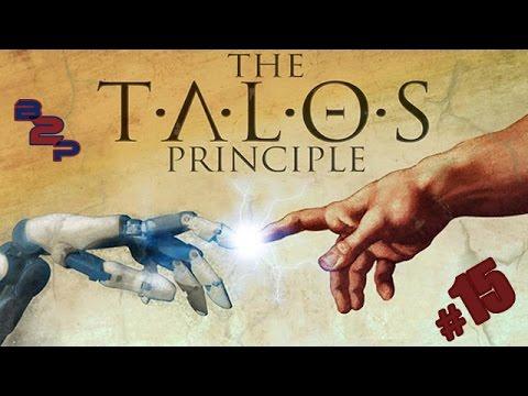 The Talos Principle - #15 Il deserto è vasto - B7 - 100% Playthrough Ita - Tutte le stelle