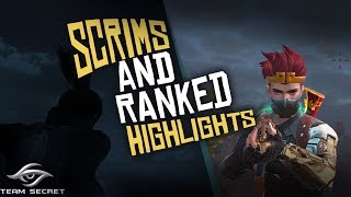 SCRIMS AND RANKED! (Rules Of Survival)