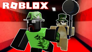 FUNNIEST ROBLOX FLEE THE FACILITY GAMEPLAY (ft. Chilly Emerald)