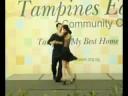 Tampines CC Performance - Jenny Wong & Peter Leung