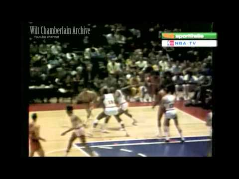 Jerry West - Jump Shot Quickness (1970 ASG)
