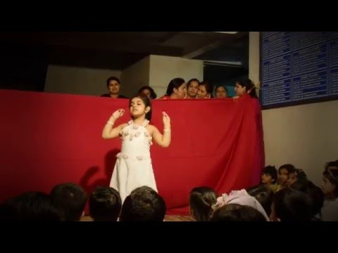 Asava Sundar Chocolate Cha Bangla.....by Shreya!!!!!!! video