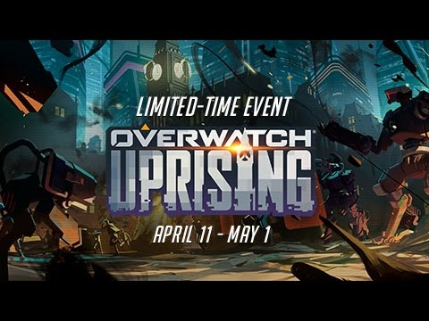 Welcome to Overwatch Uprising! (EU)