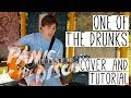 Panic At The Disco One Of The Drunks Acoustic Cover Tutorial mp3