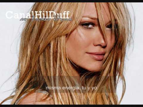 Hilary Duff - Mr James Dean