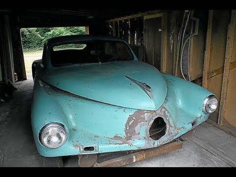 Garage Find Tucker Automobile Company Car Number 10 Youtube