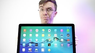 Is a Giant Tablet Worth It?