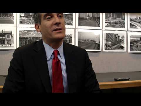 SLHC Interview with Eric Garcetti