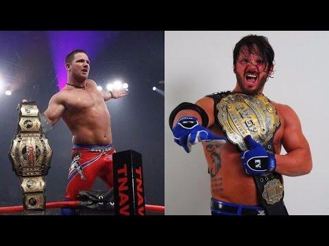 Wrestling Origins: A.J. Styles thumbnail