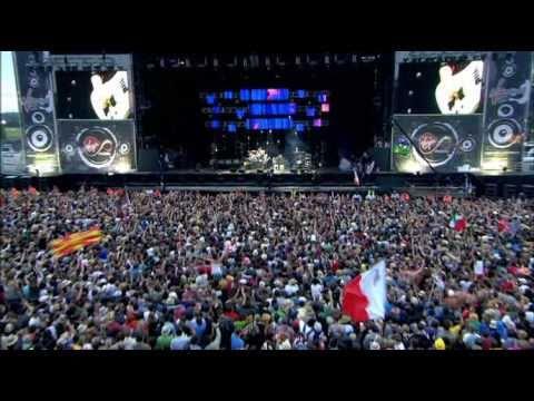 Kings Of Leon: Sex On Fire (Live@V Festival 2008)