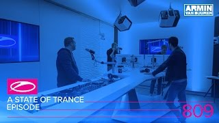 A State Of Trance Episode 809 (#ASOT809)