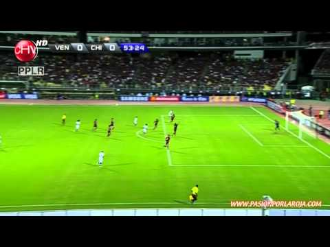 Venezuela 0 - 2 Chile - Clasificatorias Brasil 2014 . Radio ADN